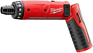 Milwaukee 2101-20 M4 1/4 Hex Screwdriver Tool Only