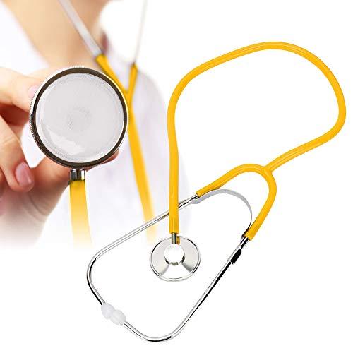 Wytino Estetoscopio, estetoscopio profesional de una sola cabeza, suave y cómodo, duradero,...