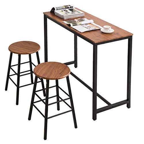 Eettafel LKU 5-delige eettafel set 4 stoelen glas metaal keukenkamermeubilair zwart, 17926936 1T2C
