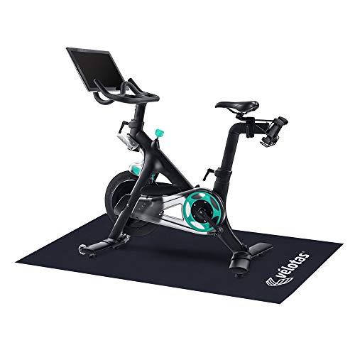 Velotas Pro Series High Density Personal Treadmill Exercise Bike Equipment Mat