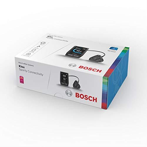 Bosch 1270020424, Retrofit Kiox Unisex-Adulto, Antracite, Taglia unica