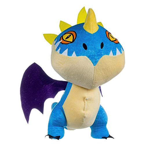 Dragons Plüsch Figuren zur Auswahl | DreamWorks 20 cm Kuscheltier | Softwool, Plüsch:Sturmpfeil