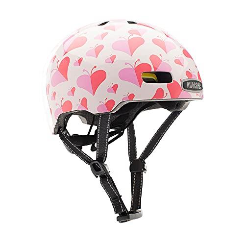 Nutcase Little Nutty-Love Bug Unisex-Helm, mehrfarbig, 52-56 cm