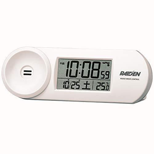 第2位:セイコークロック『RAIDEN(NR532W)』