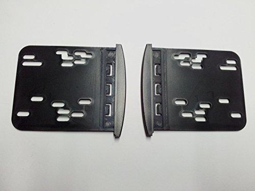 Metra 95-5806 Radiohalterung Doppel-DIN/ 2DIN für Ford Focus (1999-2004), Mercury (1999-2004), Cougar (1999-2004)