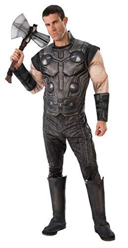 Marvel - Disfraz de Thor para hombre (Infinity Wars), Talla XL adulto (Rubie's 821169-XL)