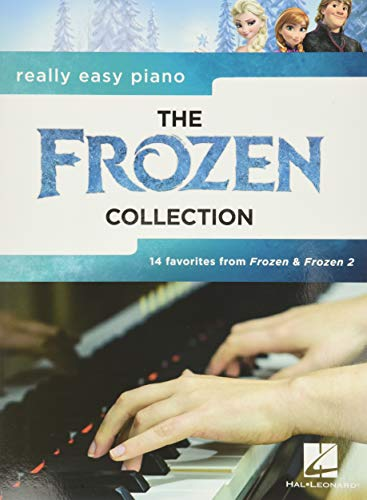 Really Easy Piano - the Frozen Collection