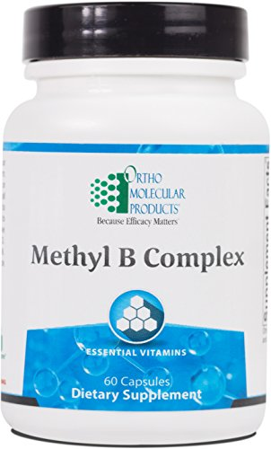 Ortho Molecular - Methyl B Complex - 60 Capsules