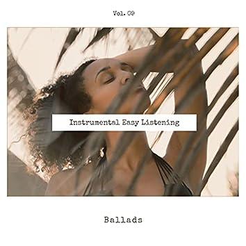 Instrumental Easy Listening Ballads, Vol. 09