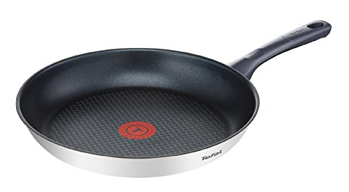 Tefal G7130414 dailycook pan, roestvrij staal, 24 cm