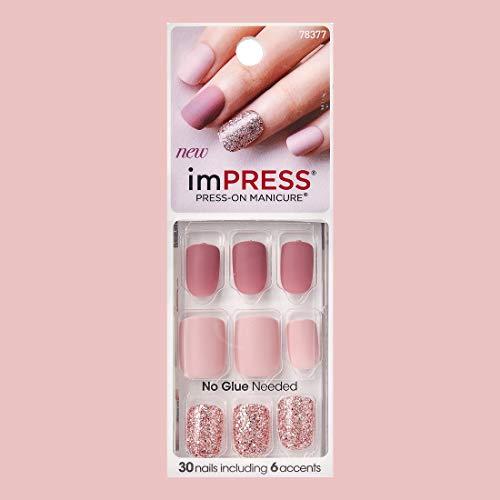 Uñas Postizas Impress marca imPRESS