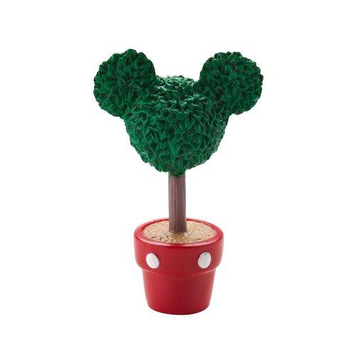 Department 56 Disney Village Mickey Formschnitt-Zubehör, 6,5 cm