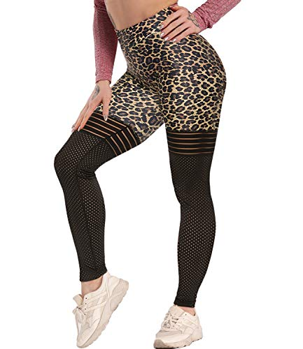 KIWI RATA Women Scrunch Butt Yoga Pants High Waist Sport Workout Leggings Trousers Tummy Control Tights