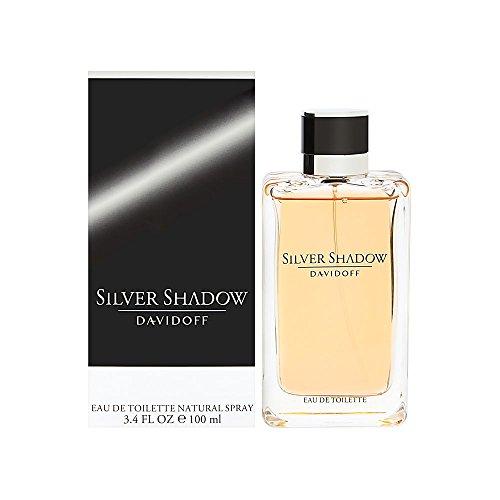 Davidoff Silver Shadow Eau de Toilette, Uomo, 100 ml