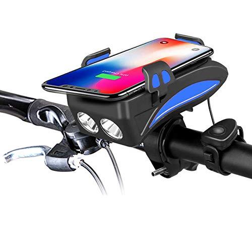 YEDENGPAO Fahrrad-Telefon-Halter, Fahrrad-Telefon-Einfassung 360 ° Drehbarer Fahrradlenker Telefon-Halter Für iPhone X / 8/8 Plus,Samsung Galaxy S8 Plus / S8 / S7 Und Anderen 3,5