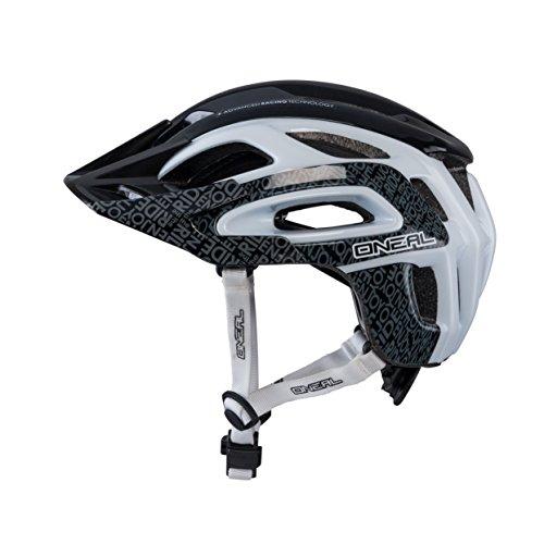 Oneal 0616-104 Casco da bicicletta, Bianco, XS