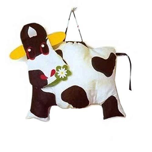 SACASAC  Vaca - Retirar las bolsas de plástico de la parte superior y les dispara uno a uno desde el fondo 39 x 10 x 31 cm. fabricación francés