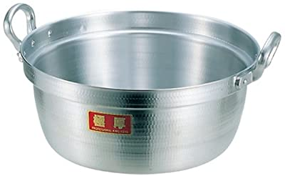 アルミ ニューキング 極厚 料理鍋 42cm