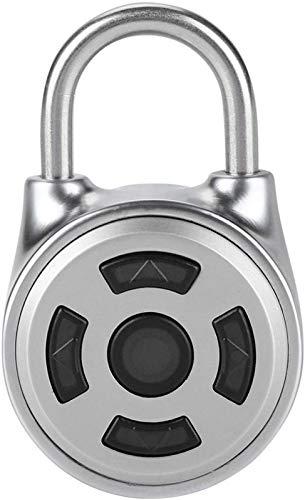 SHKUU Cerradura Puerta, Mini Cerradura código mecánico 2-4 Digitales, Kit Cerradura codificada Impermeable Seguridad Inteligente, para Puerta gabinete Interior y Exterior