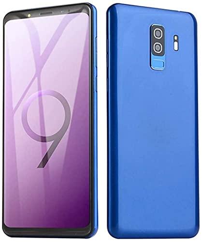 WWJ 3G Smartphone grátis Desbloqueado, telefone Android Robusto e durável, 1 GB de RAM + 4 GB de expansão ROM de 128 GB, Dual SIM, suporte para desbloqueio de impressão Digital