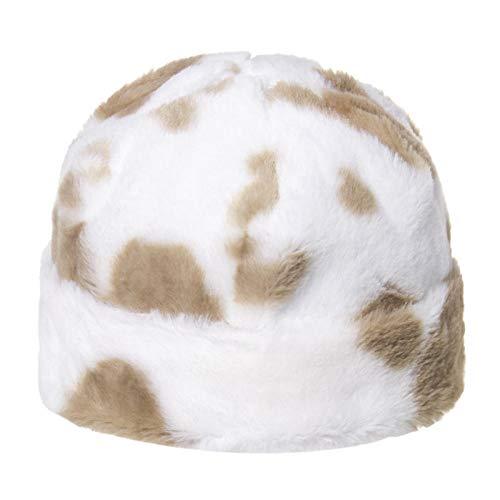 Hüte Baskenmützen Hut Baotou Mütze Damenmode gefleckter Kopf Hut kalte...