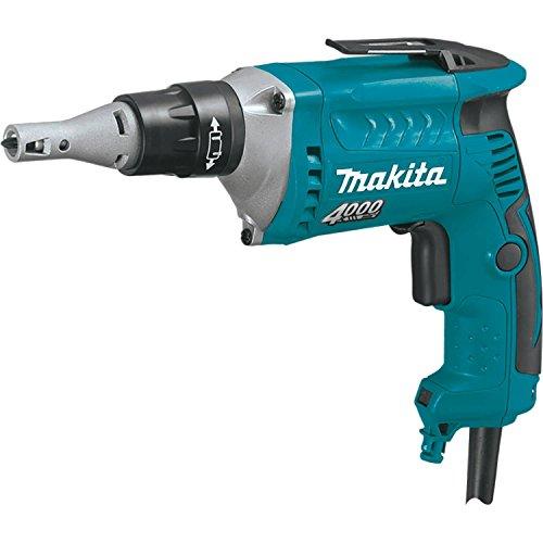 Makita FS4200 atornillador, 570 W, 120 V, Negro, (L X A X)(mm