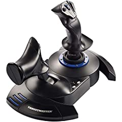 Ergonomically designed to adapt to all types of flight Adjustable stick resistance Dual rudder system-rotating handle with integrated locking system or progressive tilting lever