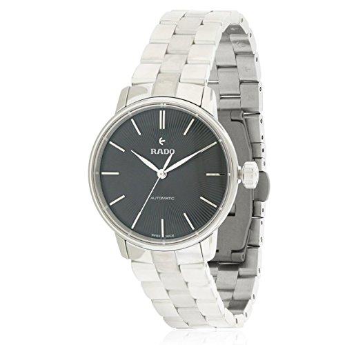 RADO Herren-Armbanduhr Armband Edelstahl + GEHÄUSE AUTOMATIK ANALOG R22862153