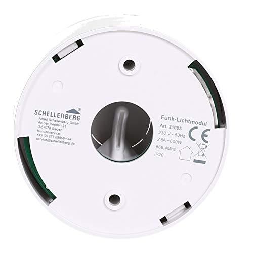 Schellenberg Smart Home Funk-Lichtmodul weiß - 3