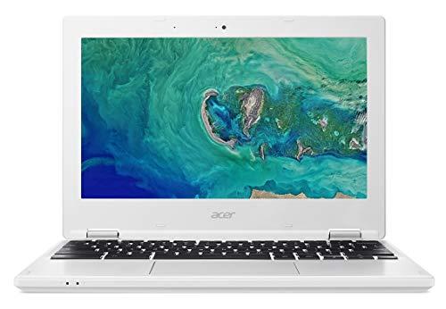 Acer Chromebook 11, Intel Celeron N3060 2.16GHz, 11.6' HD, 2GB DDR3L, 16GB Storage,Bluetooth 4.0, Webcam Chrome OS (Renewed)