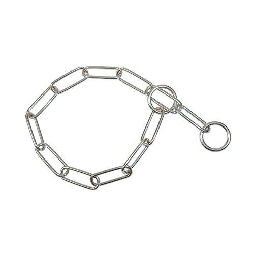 Collier Metallique Chrome 65 CM 3.8 MM