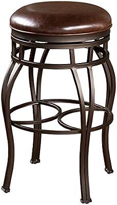 Groovy Amazon Com American Heritage Romano 30 Inch Bar Stool In Inzonedesignstudio Interior Chair Design Inzonedesignstudiocom