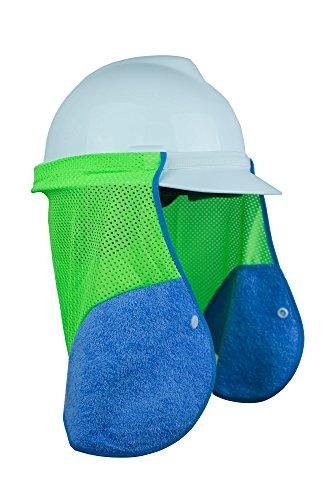 MegaTrue Hard hat neck sun shield for UV protection