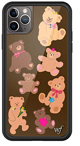 Wildflower Limited Edition Cases Compatible with iPhone 11 Pro Max (Bear-y Cute)