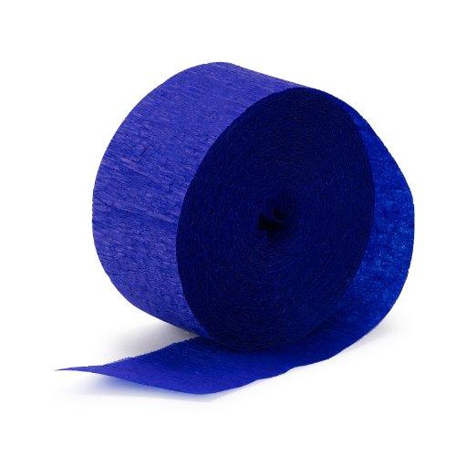 Sapphire Blue (Blue) Streamer (1 roll)