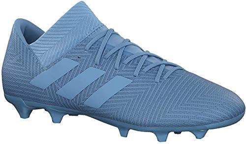 adidas Herren Nemeziz Messi 18.3 Fg Fußballschuhe, Blau (Azucen/Azucen/Dormet 0), 42 2/3 EU
