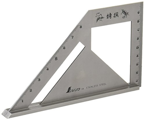 Shinwa Measurement Stop Type Machinist Square 62081