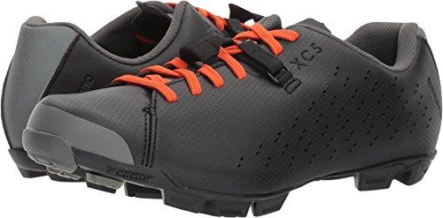 SHIMANO SH-XC5 Men's Mountain Bike Shoe, Black, 5-5.5 Men (EU 38)