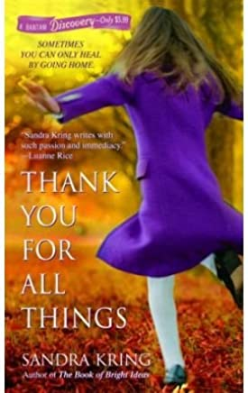 Thank You for All Things (Bantam Discovery) (Paperback) - Common