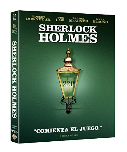Sherlock Holmes Blu-Ray - Iconic [Blu-ray]