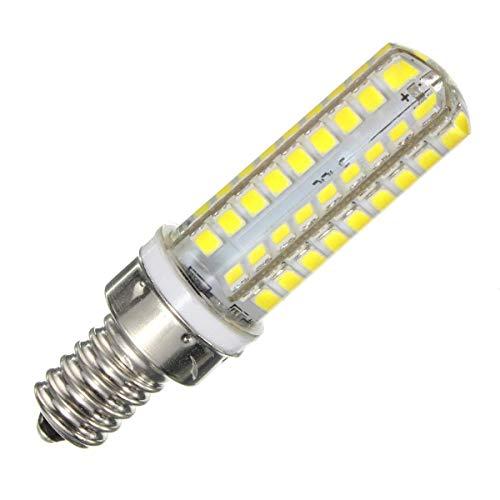 Allamp LED-Birnen-AC220V E12 Dimmbare 9W 72 450LM SMD 2835 LED-Mais-Lampen-Birne