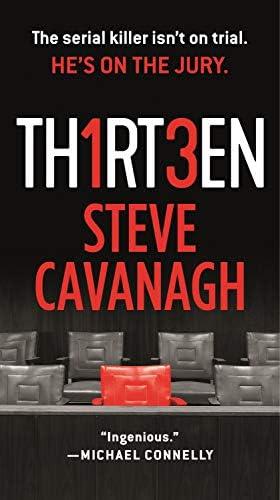 Thirteen The Serial Killer Isn t on Trial He s on the Jury Eddie Flynn 3 product image