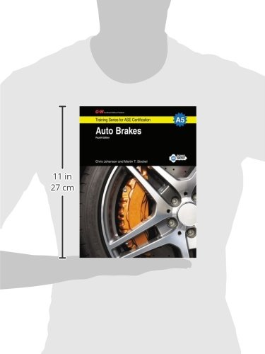 Auto Brakes, A5 (Training Series for Ase Certification)