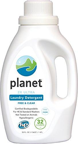 Imagen del producto de detergente para ropa Planet 2X Ultra
