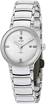 Rado Centrix Automatic White Dial Ladies Watch