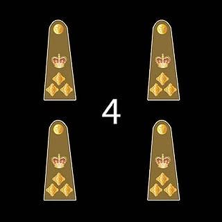 uk rank insignia