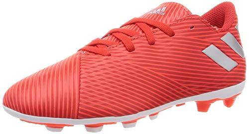 adidas Nemeziz 19.4 FxG J, Botas de fútbol para Niños