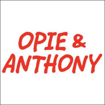Opie & Anthony, Clark Gregg and Carrot Top, September 25, 2008 audiobook cover art