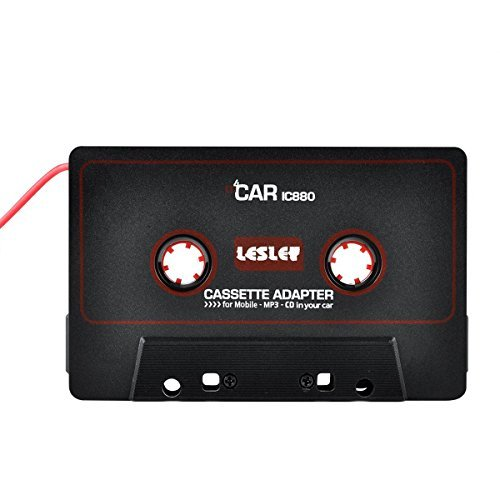 Car Cassette Adapter (Black)