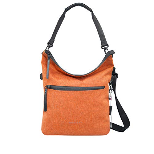 Sherpani Vale, Anti-Theft Crossbody Purse, Travel Tote Bag, Crossbody Purse Handbag, Crossbody Bag for Women, RFID Protection (Copper)